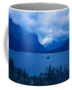 St. Mary Lake, Glacier National Park Coffee Mug