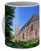 St Mary's Church - Tutbury Coffee Mug