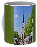 St. Matthew's German Evangelical Lutheran Church Coffee Mug