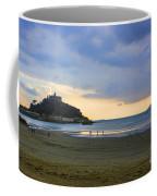 St Michaels Mount Coffee Mug