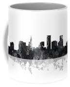 St Paul Minnesota Skyline Coffee Mug