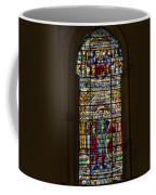 Stained Glass - Cathedral Of Seville - Seville Spain Coffee Mug