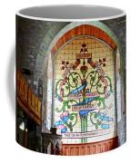 Stained Glass Window Coffee Mug