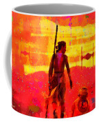 Star Wars 8 Last Jedi - Pa Coffee Mug