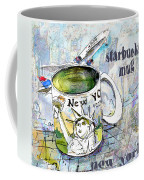 Starbucks Mug New York Coffee Mug