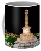 Statue Of Dom Pedro Iv Coffee Mug