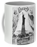 Statue Of Liberty, 1885 Coffee Mug by Granger