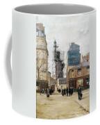 Statue Of Liberty, C1884 Coffee Mug