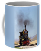 Steam Engine Coffee Mug by Michael Chatt