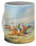 Steeplechasing Henry Thomas Alken Coffee Mug