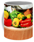 Still Life - Vegetables Coffee Mug