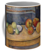 Still Life With Apples And Pears Coffee Mug