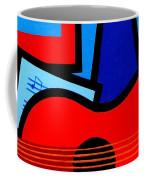 Still Life With Henri Matisse's Verve Coffee Mug