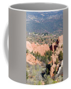 Stone Quarry At Red Rock Canyon Open Space Park Coffee Mug