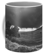 Storm Brewing Over The Mud Flats Coffee Mug