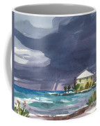Storm Over Key West Coffee Mug