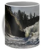 Storm Surf Coffee Mug