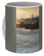 Stormy Weather In Azores Coffee Mug
