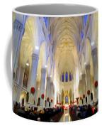 St.patricks Cathedral Restored Coffee Mug