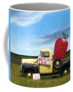 Strawberry Truck Coffee Mug
