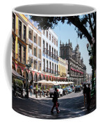 Streets Of Puebla 5 Coffee Mug