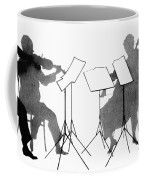 String Quartet, C1935 Coffee Mug