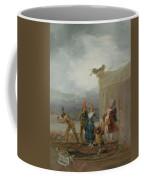 Strolling Players Coffee Mug