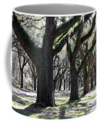 Strong Trees In The South Coffee Mug