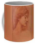Study Of A Female Head Coffee Mug
