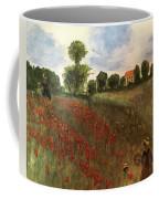 Study Of Monet Coffee Mug