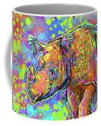 Sumatran Rhino Coffee Mug