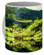 Summer In Norway Coffee Mug