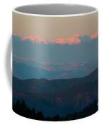 Summer Sangre De Cristo Coffee Mug
