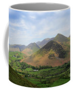 Summer, The Newlands Valley, Lake District National Park Coffee Mug