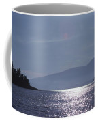 Sun On The Ocean  Coffee Mug