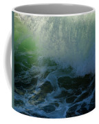 Sunlight And Surf Coffee Mug