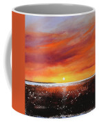Sunrise Beach Coffee Mug
