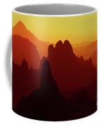 Sunrise In Sahara Desert Coffee Mug