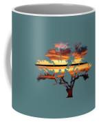 Sunrise Tree Coffee Mug