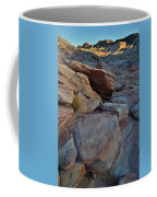 Sunset Comes To Valley Of Fire Coffee Mug