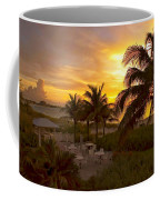 Sunset On Grace Bay Coffee Mug