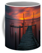 Sunset On The Bay Coffee Mug