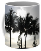 Sunset Thru The Trees Coffee Mug