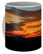 Superstition Sunrise  Coffee Mug