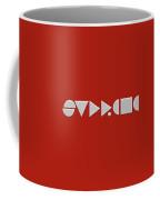 Supreme Being Embroidered Abstract - 2 Of 5 Coffee Mug
