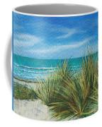 Surf Beach Coffee Mug