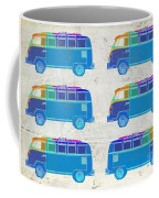 Surfer Vans  Coffee Mug