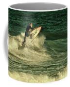 Surfing - Jersey Shore Coffee Mug