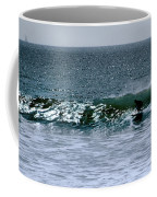 Surfing And Sailing Coffee Mug
