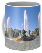Swann Fountain - Center City Philadelphia Coffee Mug